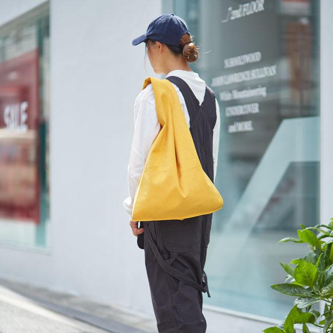 日本製のこだわりスウェード素材!『差し色バッグ』を持って出かけよう♪【OSKON(オスコン)】